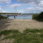 Fritløbsområde nord for Amager Strand